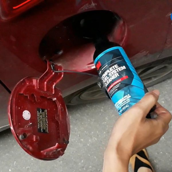 Dung môi phụ gia xăng 3M Complete Fuel System Cleaner 08813