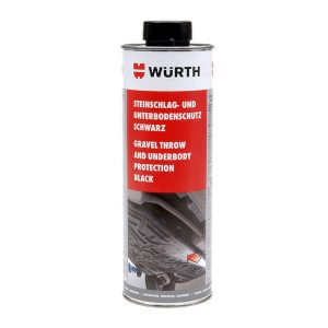 Sơn phủ gầm đen Wurth Gravel throw and underbody protection