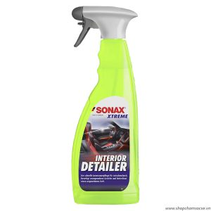 VỆ SINH NỘI THẤT XE SONAX 220400 XTREME INTERIOR DETAILER 750ML (1)