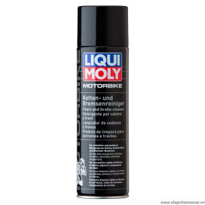 Vệ sinh sên xích Liqui Moly Motorbike Chain and Brake Cleaner 500ml